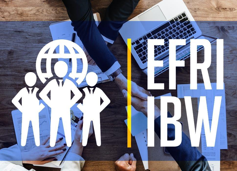 Prijave za EFRI IBW 2018 su u tijeku!