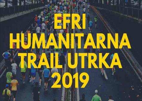 2. EFRI humanitarna trail utrka
