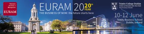 20th Anniversary of the EURAM conference