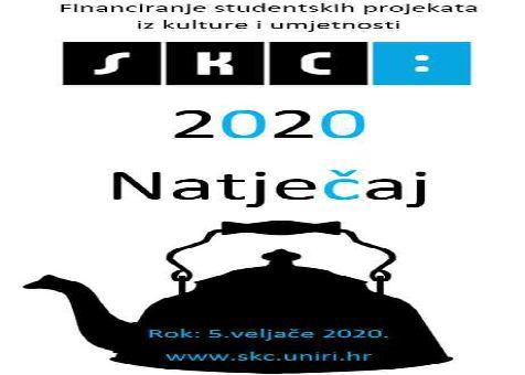 Natječaj za financiranje projekata iz kulture i umjetnosti