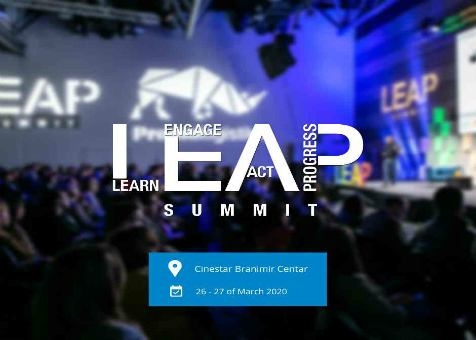 LEAP Summit 2020 - novi datum