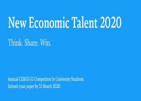 New Economic Talent 2020 Call for Papers