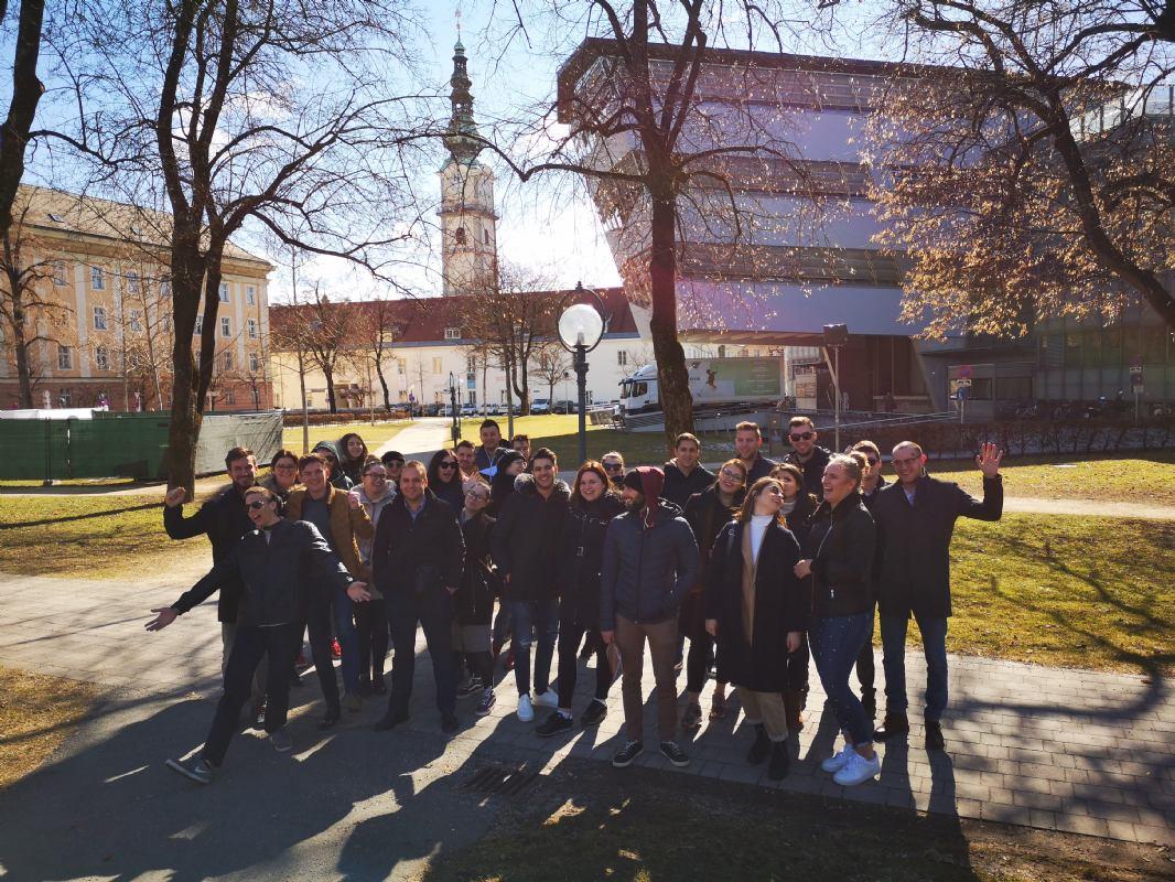 Međunarodno studijsko putovanje u Austriju i Sloveniju