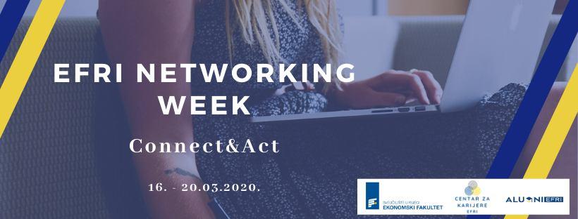 EFRI Networking Week - ODGOĐENO