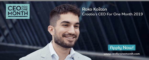 CEO For One Month by Adecco