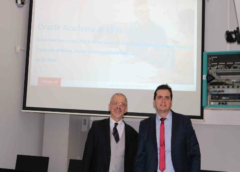 Ekonomski fakultet Sveučilišta u Rijeci postao je član Oracle Akademije i uvodi Oracleova rješenja za e-poslovanje u nastavni program