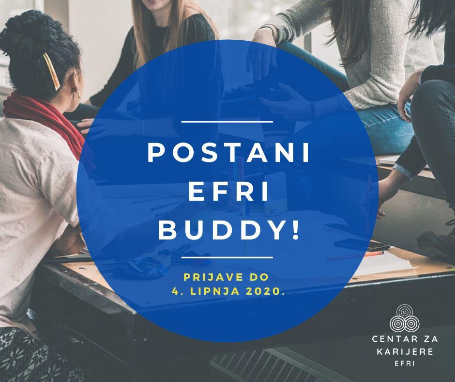 Traži se nova generacija EFRI buddy-ja!