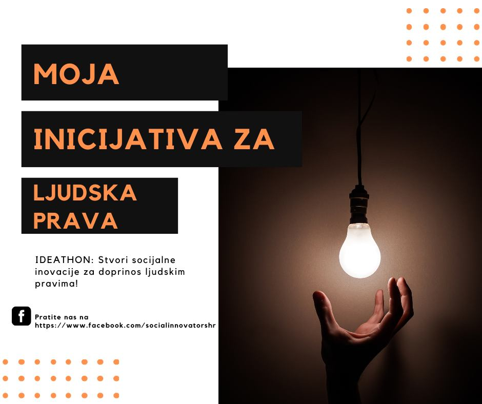 """""""Moja Inicijativa"""" - Prijavi se na natječaj za najbolje ideje i inovacije koje će doprinijeti lokalnim zajednicama"""