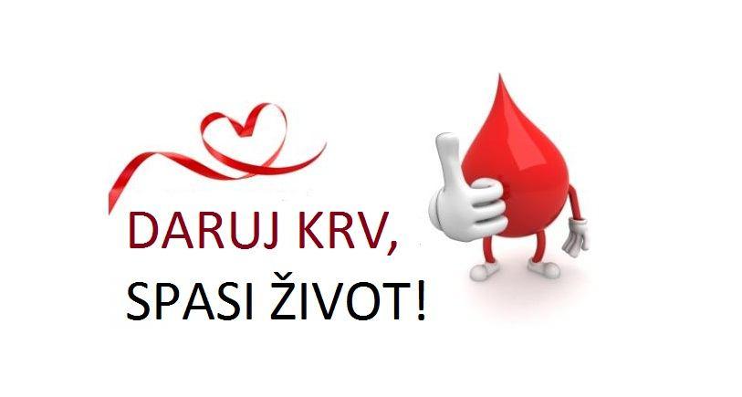 Dobrovoljno darivanje krvi na Fakultetu