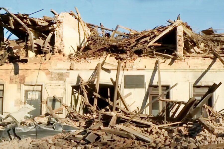 Sveučilište u Rijeci organizira pomoć studentima i njihovim obiteljima iz područja pogođenih potresima
