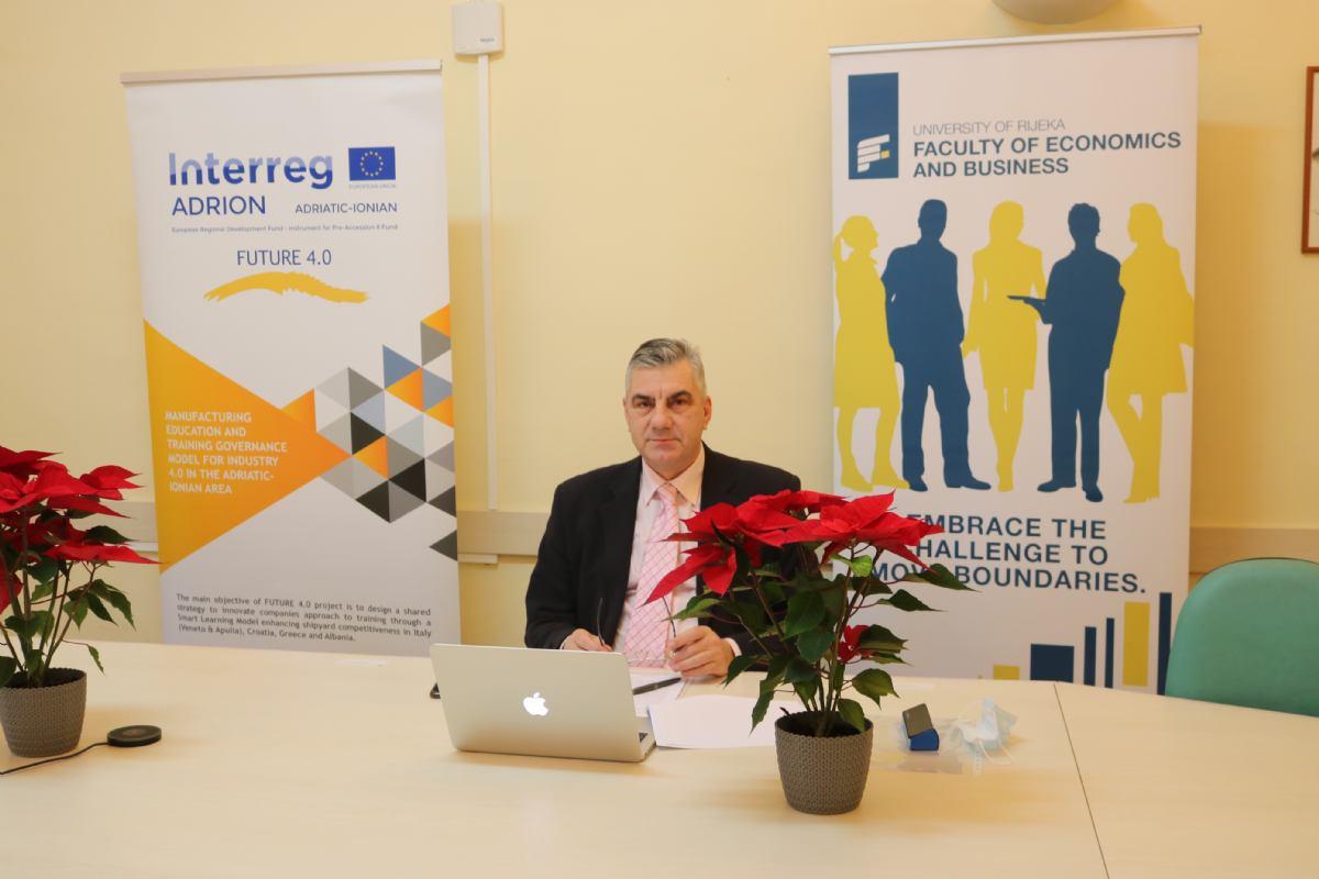 Održana je završna konferencija projekta  INTERREG ADRION FUTURE