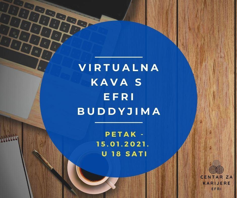 Virtualna kava s EFRI buddyjima