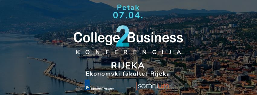 COLLEGE2BUSINESS KONFERENCIJA