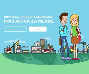 Inicijativa privatnog sektora za mlade