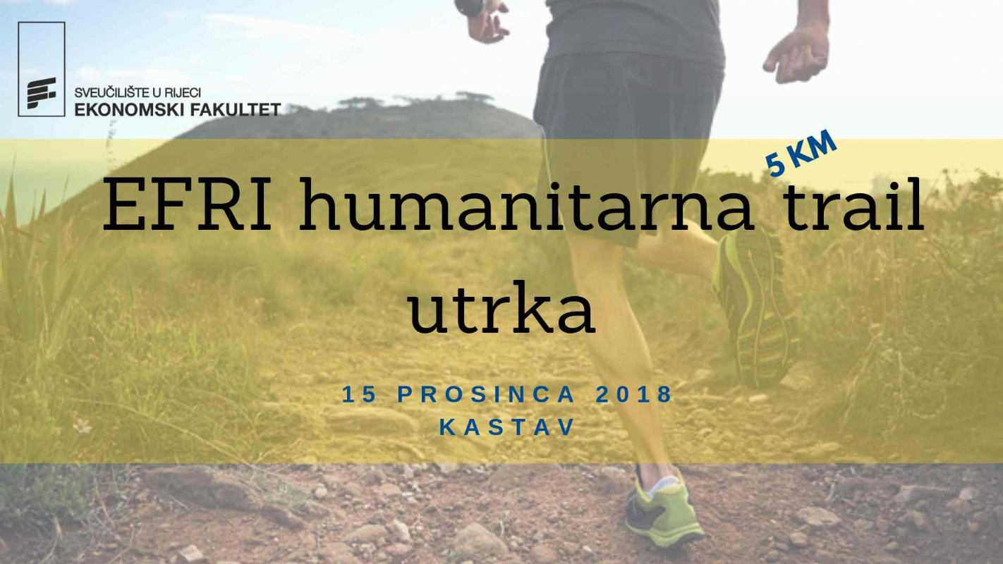 1.EFRI adventska utrka –  rezultati utrke