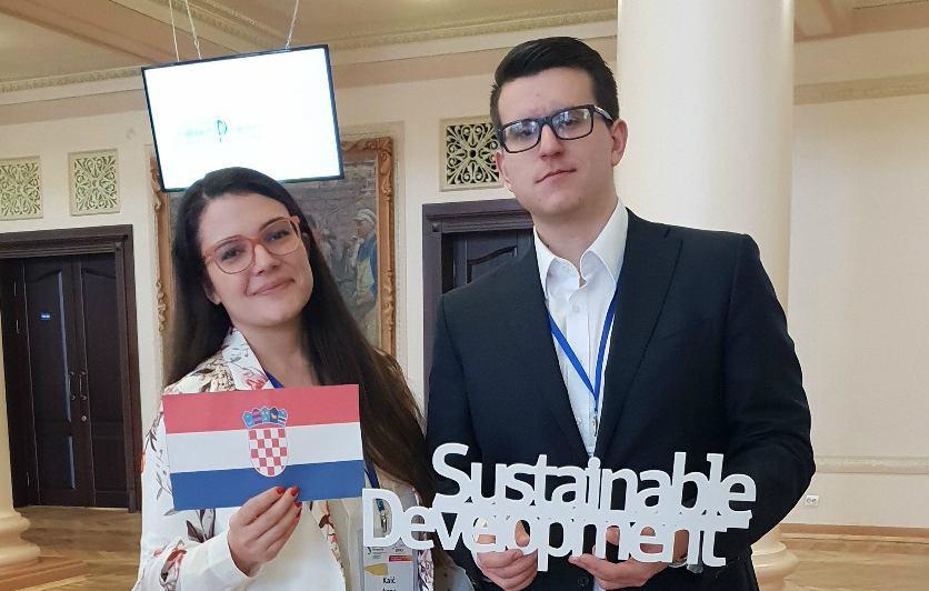 Izvrstan uspjeh naših studenata u Rusiji!