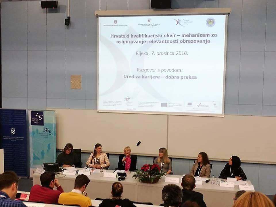 Konferencija Hrvatski kvalifikacijski okvir (HKO): MEHANIZAM ZA OSIGURAVANJE RELEVANTNOSTI OBRAZOVANJA