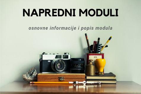 Modules - advanced level