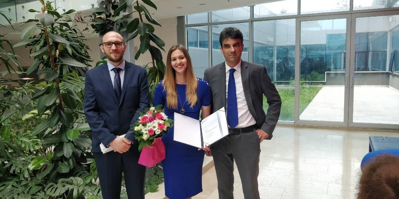 Najbolja studentica, profesorice i asistentice na EFRIju!