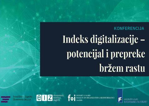 Indeks digitalizacije – potencijal i prepreke bržem rastu