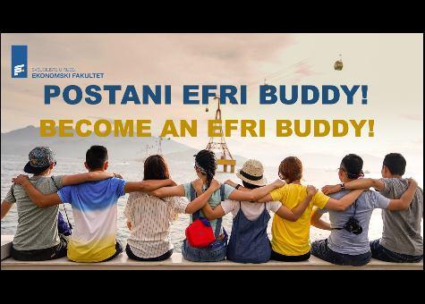 Become an EFRI buddy!