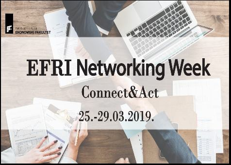 EFRI Networking Week - Connect&Act