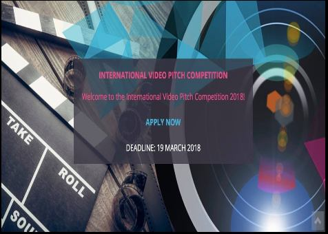 International Video Pitch Competition 2018