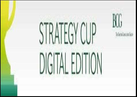 Strategy Cup Digital Edition 2018