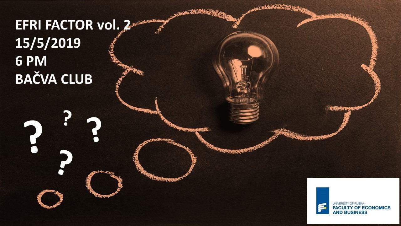EFRI FACTOR vol. 2