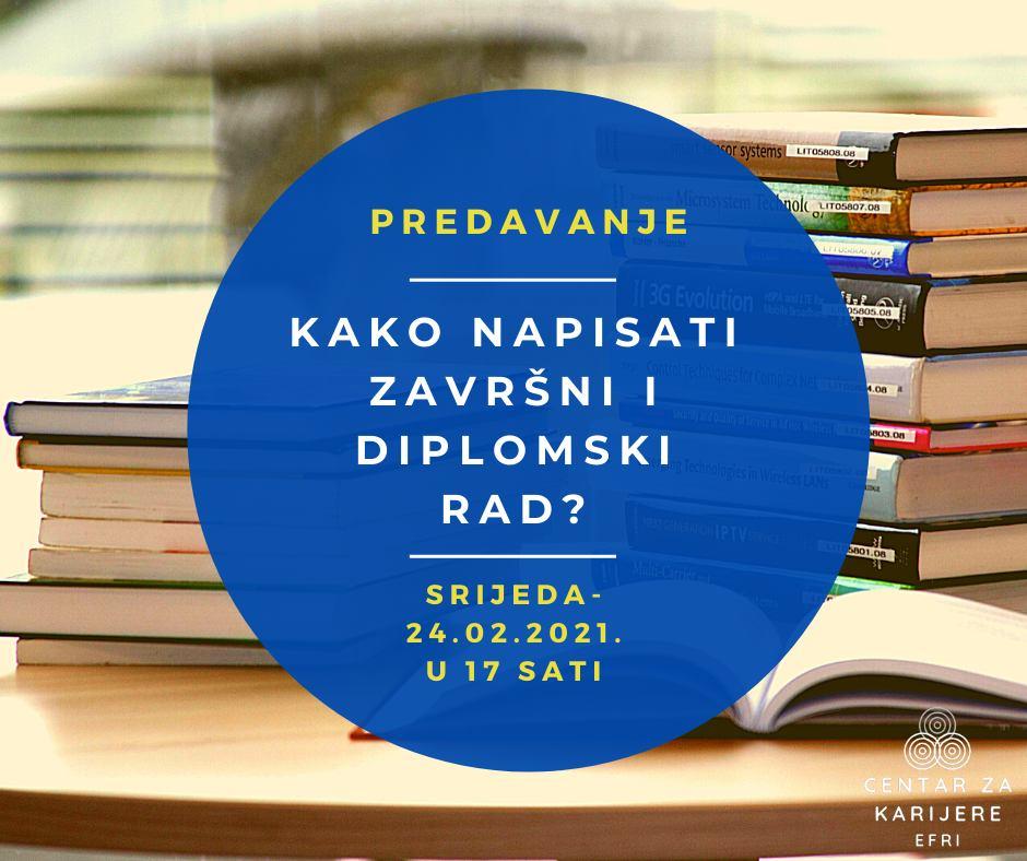 Predavanje za studente: