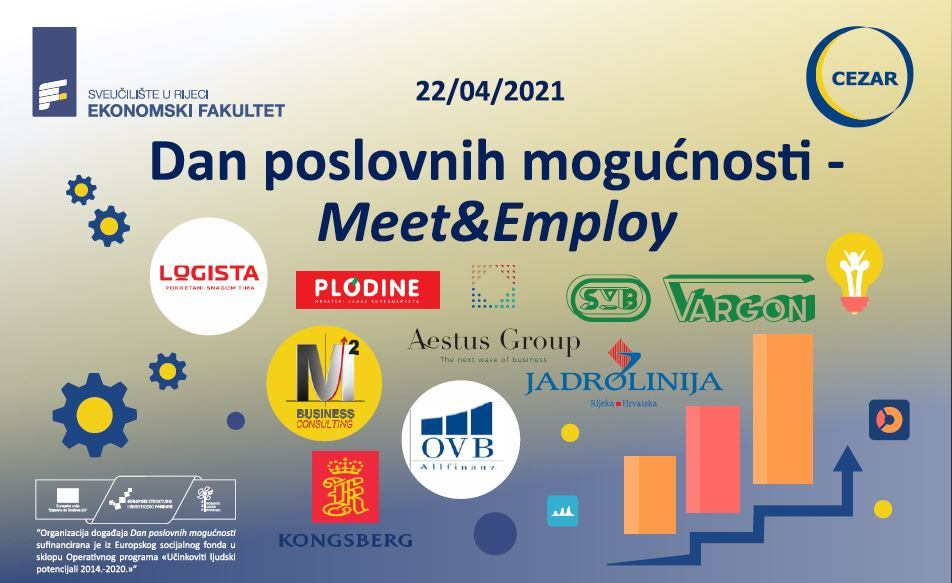 Dan poslovnih mogućnosti - Meet&Employ