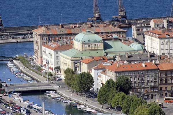 Grad Rijeka-studentski grad
